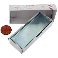 Plain Microscope Slides - Pack Of 12