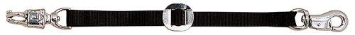 Weaver Leather Nylon Trailer Tie, Black (Trailer Horse compare prices)