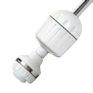 Sprite High Output Chlorine Shower Filter with Massaging Shower Head