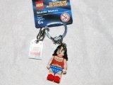 LEGO Super Heroes Wonder Woman Key Chain - 1