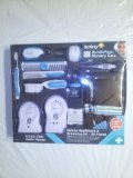 Safety 1st Deluxe Healthcare & Grooming Kit with AUDIO MONITOR - BLUE - 1