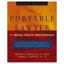 img - for The Portable Lawyer for Mental Health Professionals 2nd (second) edition book / textbook / text book