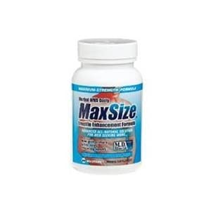 Amazon.com: MD Science Lab Max Size Male Enhancement Supplements - MAX ...