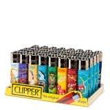 Clipper Lighter Classic Flint Horoscope 6 40 PACK
