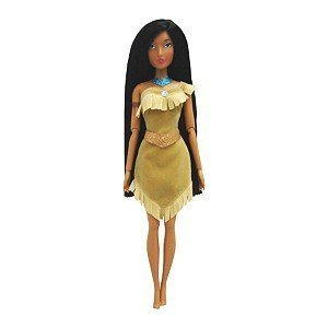 Disney Princess Pocahontas Doll Barbie Style, Fashion Doll toy bestellen