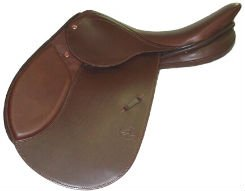 Courbette Alpina Close Contact Saddle