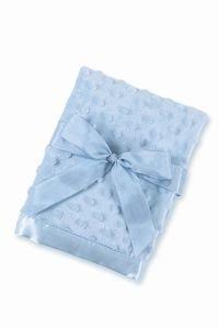 """Bearington Collection Dottie Blankie"""" (Blue)"""" - 1"""