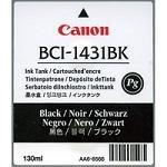 Canon Imageprograf W 6400 P - Original Canon 8963A001 / BCI-1431BK - Cartouche d'encre Noir -