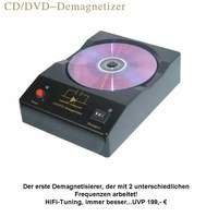 HIFI TUNING - Ultimate Disc Demagnetizer - Démagnétiseur Hautes Performances pour CD/DVD/SACD.