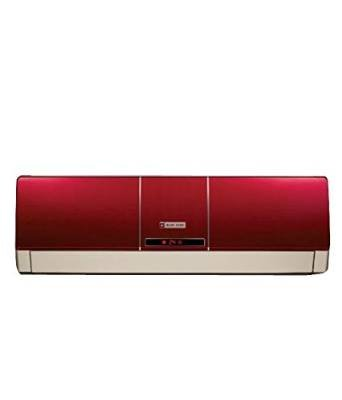 Blue Star 5HW18ZARTX Split AC (1.5 Ton, 5 Star Rating, Red)