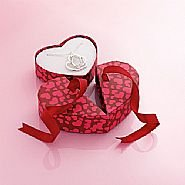 HEART Shaped Necklace from Avon in Beautiful