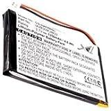 1250mAh Li-pl GPS Battery For Garmin Nuvi 300, Nuvi 300T, Nuvi 310, Nuvi 310D, Nuvi 310T, Nuvi 350, Nuvi 350T, Nuvi 360, Nuvi 360T, Nuvi 370