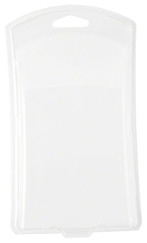 Clear Plastic Clamshell Package, Curved Front, 7