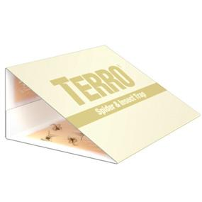 TERRO Spider & Insect Trap in Use