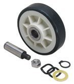 1 X Drum Roller with Shaft Replaces Maytag 303373 12001541 (Maytag Drum compare prices)