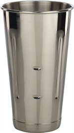 Stainless Steel Malt or Milk Shake Cup (1, A)