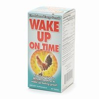 WAKE UP ON TIME TABS