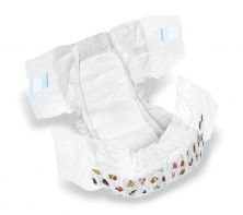 1 Bag Of DryTime Disposable Baby Diapers - 35.00, Bag of 15