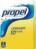 Gatorade Propel Powder Sticks Lemonade, 10-Count (Pack of 6)