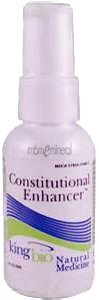 Constitutional Enhancer, 2 fl oz (59 ml) by King Bio Homeopathic