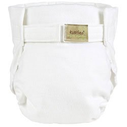 Kushies Organic Classic Toddler Single Diaper