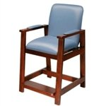 Hot Sale Drive Medical Wood Hip High Chair