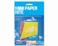 4M Mini Paper Kite by Kidz Labs - 1