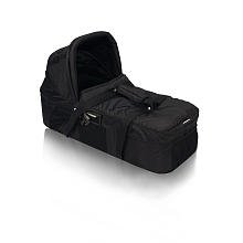 Baby Jogger Compact Pram Bassinet, Black front-46423