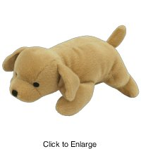 Tan Dog the Dog Toy - 8