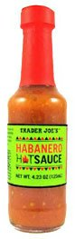 Trader Joe's Habanero Hot Sauce - 4.2 oz