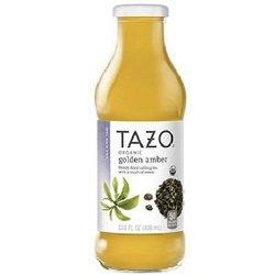 Tazo Gld Amber Rtd (12X13.8Oz )