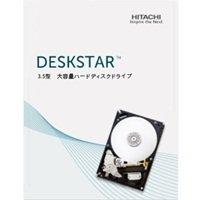 HGST 日立グローバルストレージテクノロジーズ Deskstar パッケージ版 3.5inch 4TB 32MB Coolspin 0S03361