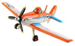 Racing Dusty Crophopper Disney Planes Die Cast Character