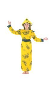 Pams Childrens Chinese Girl Costume - Small Size