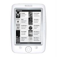 Bookeen CYBPE10W Cybook Opus eBook Reader - White