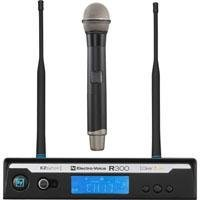 Electro-Voice R300-Hd-B Handheld Wireless Microphone System