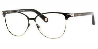 Marc JacobsMARC JACOBS Eyeglasses 510 0J6o Shiny Black Gold 54MM