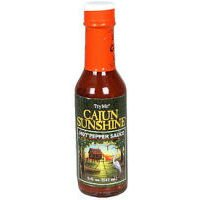 TryMe Cajun Sunshine Hot Pepper Sauce - 5 oz