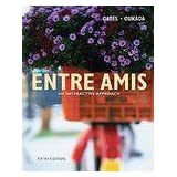 Entre Amis: Text with Student Audio CD and Entre Amis Multimedia CD-ROM