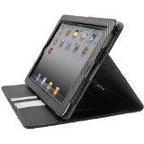 XGear Traveler II Carbon Fiber Folio Case for iPad 2/3/4