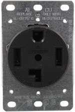 Leviton 071-00278-000 4 Wire 30 Amp 250 Volt