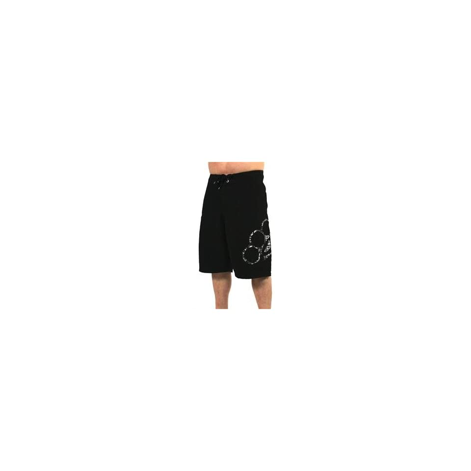 SRH Spade Brass Knuckle Boardshorts   38/Black