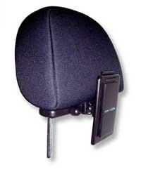 Nextbase car headrest stanchion mount bracket