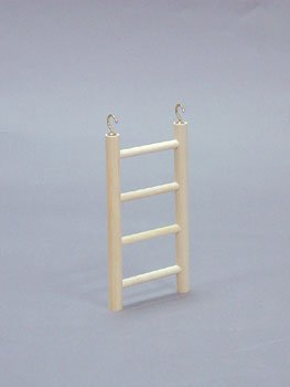 Image of Wood Parrot Ladder 8 By BND (B00943UWWK)