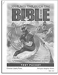 Journey Through the Bible Bk 2 Tests