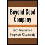 img - for Beyond Good Company (07) by Googins, Bradley K - Mirvis, Philip H - Rochlin, Steven A [Hardcover (2007)] book / textbook / text book