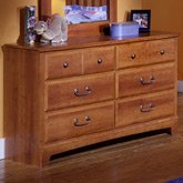 Cheap Standard Furniture City Park Kids Dresser in Cherry (B004SYVWE2)