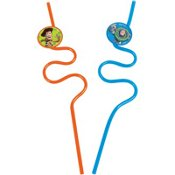 Disney Toy Story Krazy Straws 2 Pcs