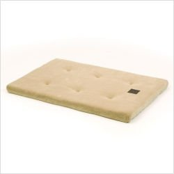 Precision Pet 3000 SnooZZy Mattress 28.75 in. x 18 in. Tan Baby Terry