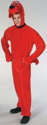 [Clifford Adult Costume PROD-ID : 561419] (Adult Clifford Costumes)